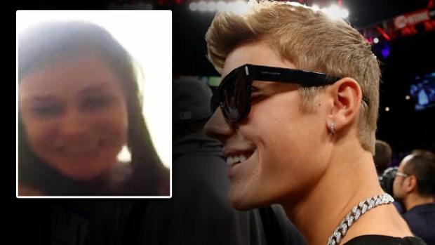 Video: Revelan dotes amatorias de Justin Bieber