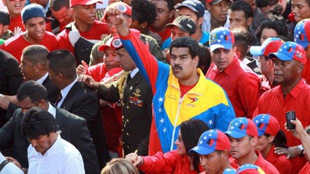 Video: Maduro promete enorme alza salarial
