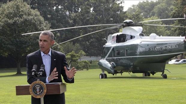 Video: ¿Qué hizo Obama antes de la cumbre?