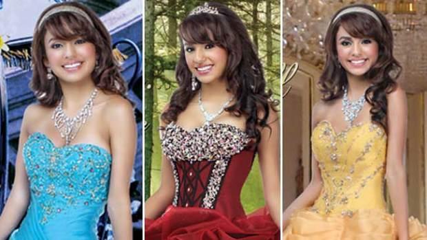Fotos: Quinceañeras y Disney, ¿vestidos de ensueño o mal gusto?