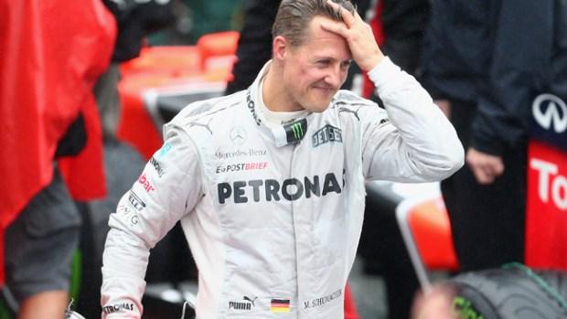 Video: Schumacher en estado crítico