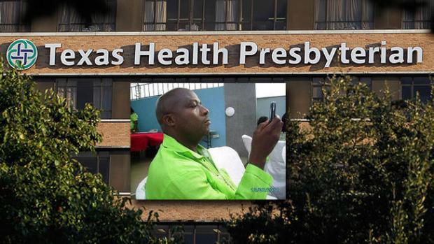 Video: Paciente de ébola en estado critico