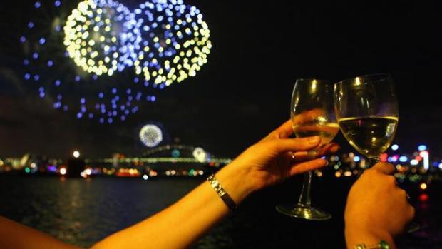 Galería: Los mejores festejos de Año Nuevo