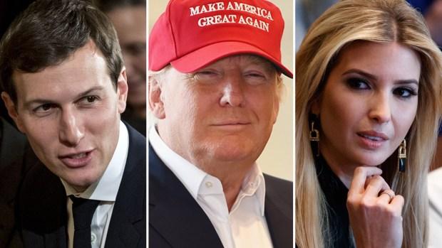 Los más ricos: revelan las ganancias del equipo de Trump