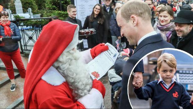 Carta a Santa: el único regalo que pidió el principito George
