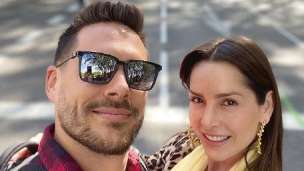 Carmen Villalobos y Sebastián Caicedo comparten imágenes de su luna de miel