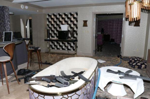 Policía revela fotos inéditas sobre autor de masacre en Las Vegas