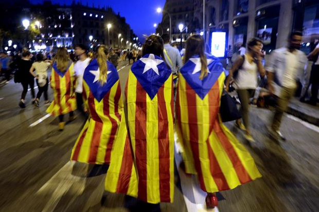 ¿Qué está pasando en Cataluña?
