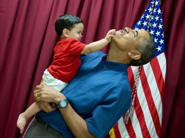 Fotos: Niños y sus gracias en la Casa Blanca