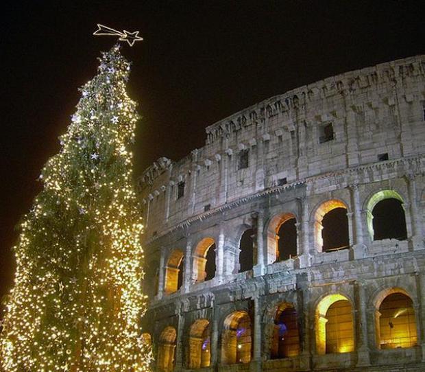 Galería: Árboles de Navidad alrededor del mundo
