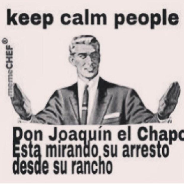 """Los memes de la captura del """"Chapo"""" Guzmán"""