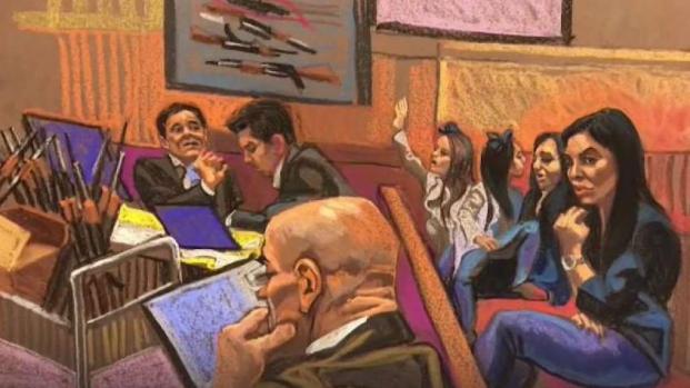 """""""El Chapo"""" culpable: así fue el juicio del siglo"""