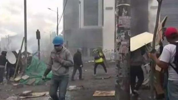 Derogan medidas en Ecuador y terminan protestas