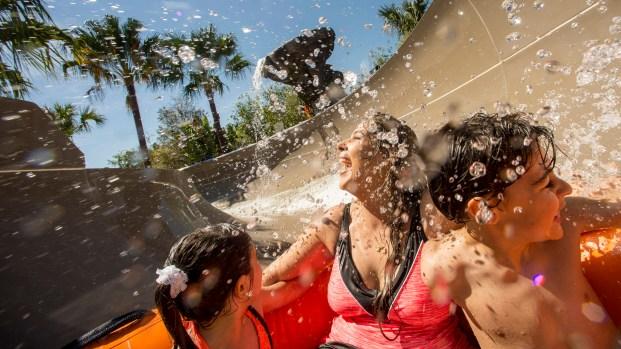 Disney presenta emocionante atracción acuática