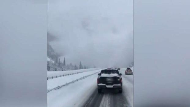 [TLMD - Denver] Recomendaciones para afrontar una avalancha desde su auto