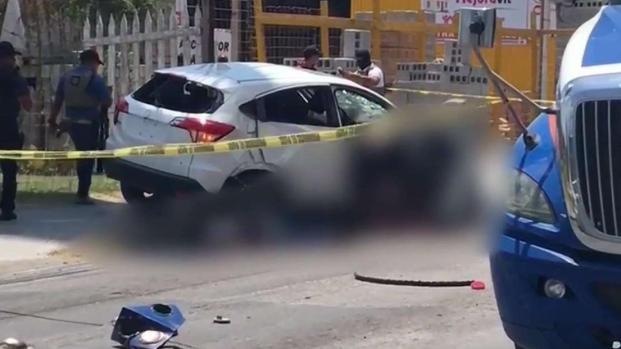 [TLMD - McAllen] Balacera y persecución deja 2 muertos en Reynosa