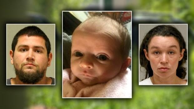 Los acusan de matar de hambre a su bebita de 10 meses