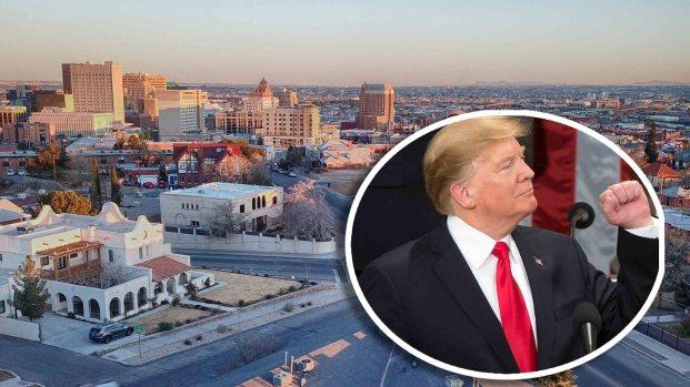 [TLMD - EL Paso] El Paso se niega a convertirse en ejemplo del muro de Trump