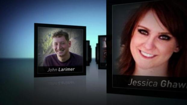 Recuerdan a víctimas de tiroteo en cine en Aurora