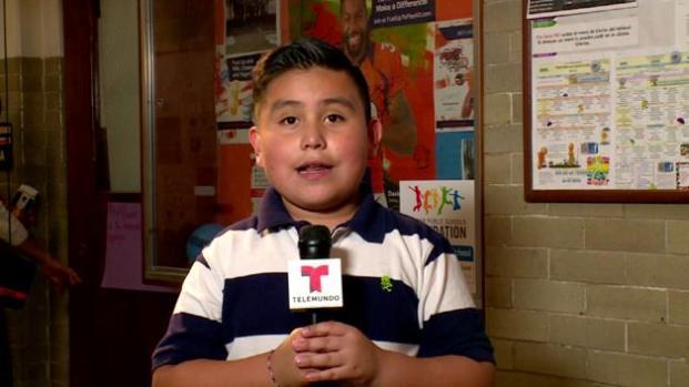 Nuestros Niños: Bryant-Webster Elementary