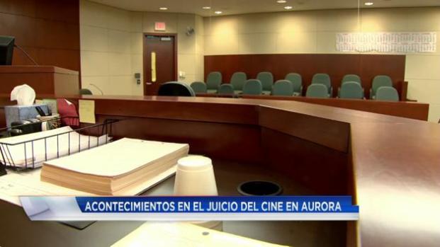 Semana dificil para jurados en el juicio contra Holmes