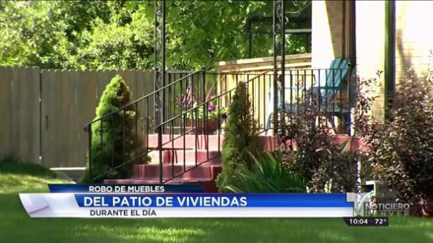 Roban muebles de jardínes en Denver
