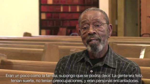 """""""Izar la bandera"""", tres infantes de Marina hacen historia en La Habana"""