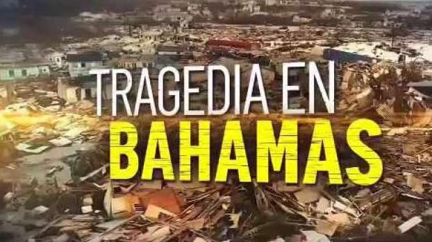 [TLMD - LV] Crece cifra de muertos y la desesperación en Bahamas