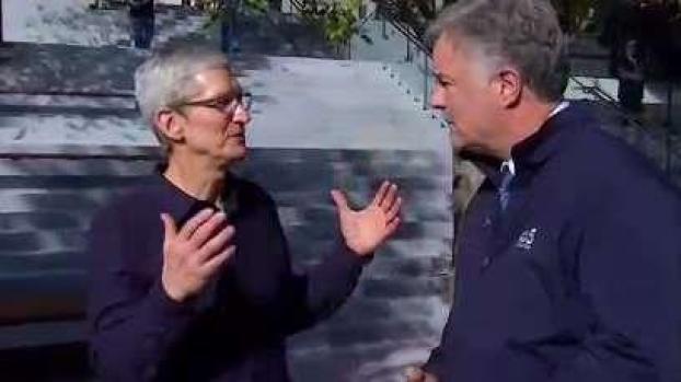 [TLMD - LV] El jefe de Apple sale en defensa de los dreamers