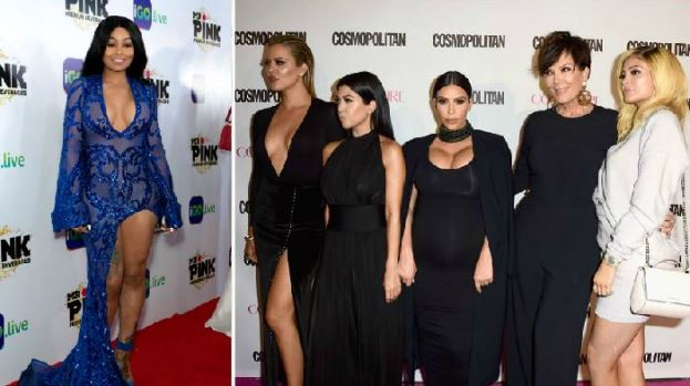 La venganza de Blac Chyna: demanda a todo el clan Kardashian
