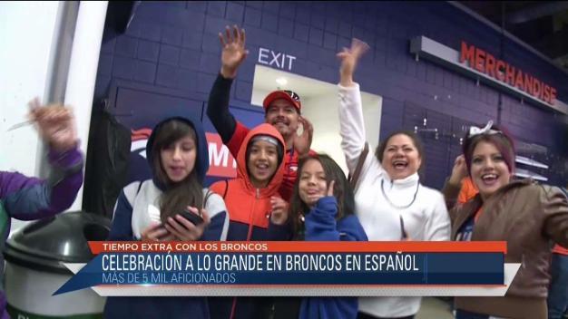 Broncos en Español