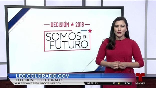 Campañas electorales y latinos en Colorado