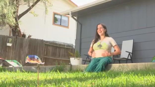 Mujer defiende el uso del cánnabis durante su embarazo