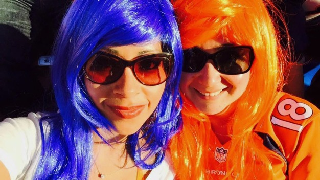 En fotos: La fiebre naranja se hace sentir