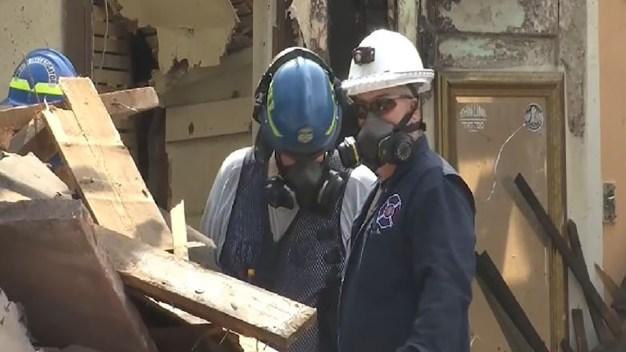 Testigo relata explosión de edificio en Denver