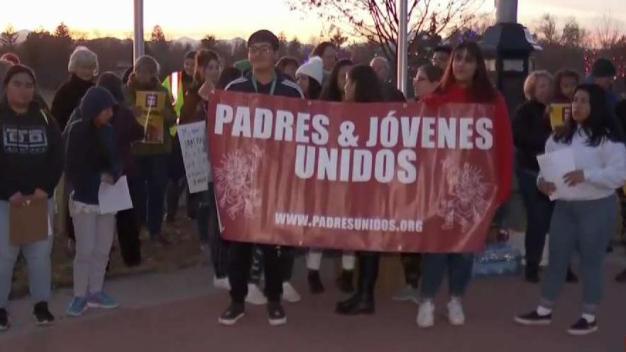 Así fueron las manifestaciones en Colorado para apoyar a los dreamers