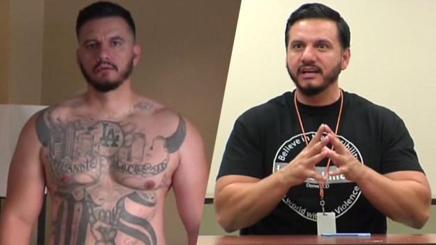 De pandillero a mentor; cambia vidas con su testimonio