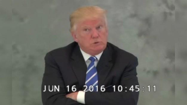 Trump y sus polémicas de la semana