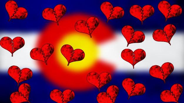 Colorado entre los peores estados para encontrar el amor