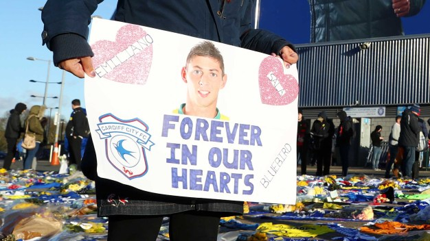 Confirman que cadáver es del futbolista desaparecido