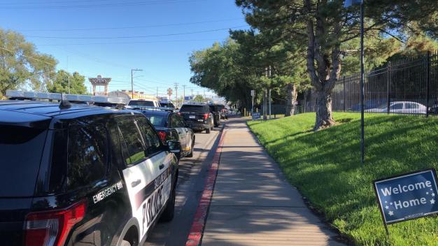 Arrestan a sospechoso tras atrincheramiento