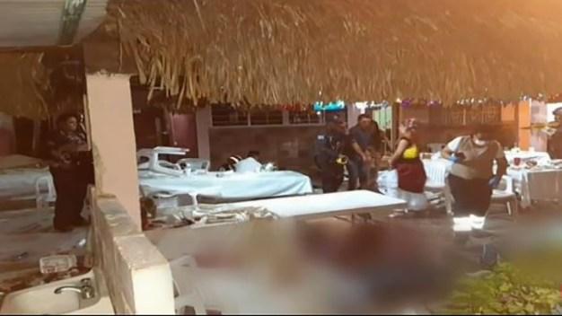 Masacre en Veracruz: cartel de Sinaloa querría venganza