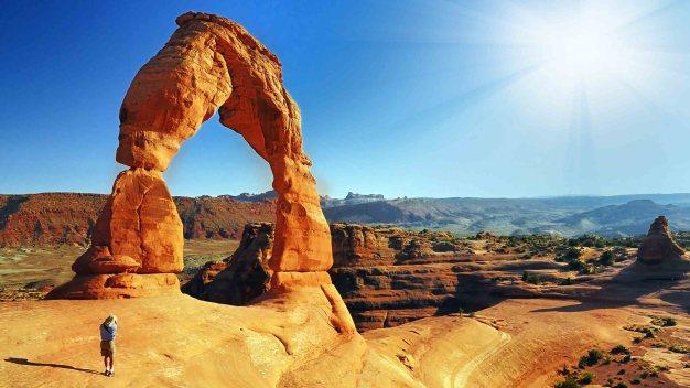 Visite los parques nacionales de Utah con entrada gratuita