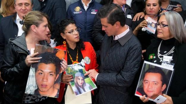 Promulgan ley para abordar casos de desaparecidos