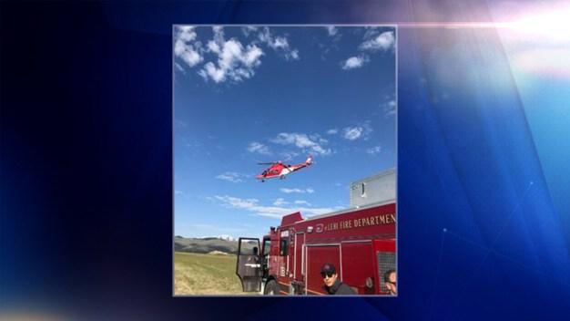 Point of the Mountain: se desploma piloto de parapente