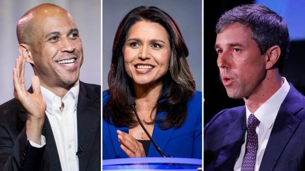 Crece expectativa por el primer debate demócrata