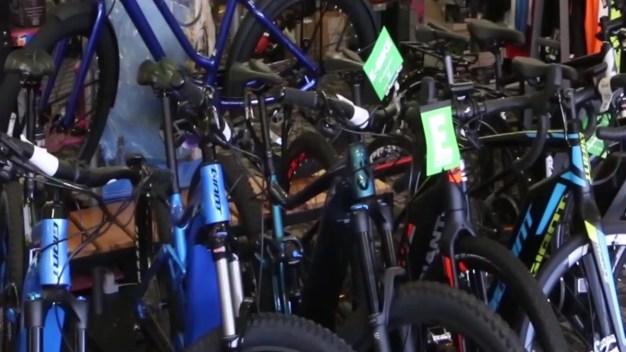 Roban $2,000 en bicicletas en tienda de Sugar House