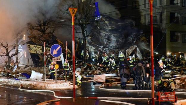 Restaurante explota y deja más de 40 heridos