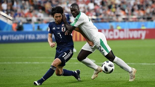 Japón y Senegal empatan en vibrante partido