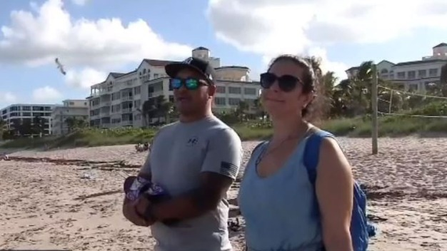 Huracán Dorian: turistas decepcionados por cambio de planes